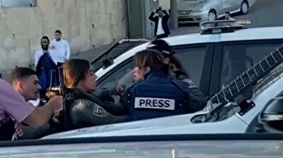 Israeli police assault, kick Al Jazeera journalist, destroy equipment