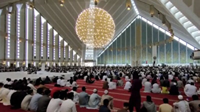 Eid al-Adha prayers held in Pakistan's Islamabad