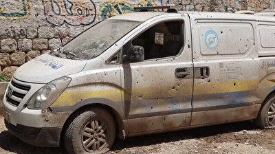YPG/PKK terrorists wound 7 civilians in Syria's Afrin