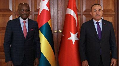 Turkish, Togolese FMs meet in Ankara