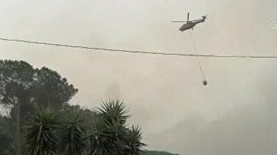 Over 1,500 evacuated on Italian island of Sardinia amid massive blaze