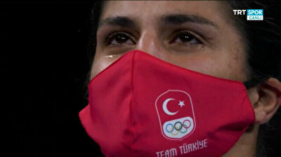 Surmeneli of Turkey bags gold in women's welterweight final at Tokyo Olympics