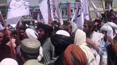Taliban celebrate victory as last US troops depart from Afghanistan