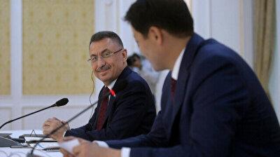 Turkish VP,  businesspeople discuss economic ties in Kyrgyzstan