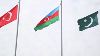 'Three Brothers - 2021': Turkey, Azerbaijan, Pakistan start joint military exercises