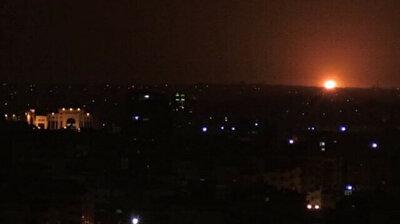 Israeli warplanes launch airstrikes on Gaza Strip