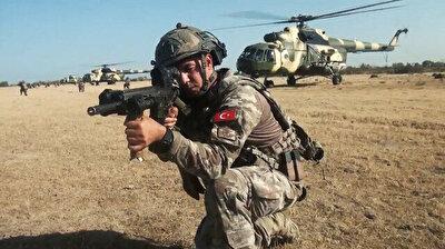 'Three Brothers - 2021': Fresh footage emerges of Turkey-Azerbaijan-Pakistan military drills in Baku