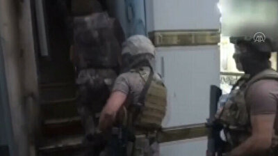 Turkish police round up 2 Daesh terror suspects