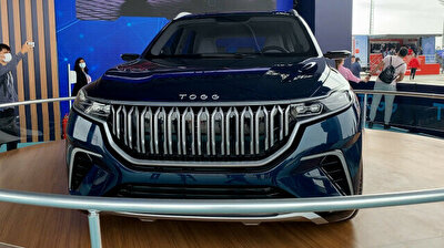 Turkey's first domestically produced car steals limelight at tech festival