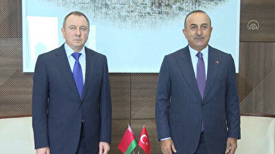 Turkish foreign minister meets with world diplomats in New York