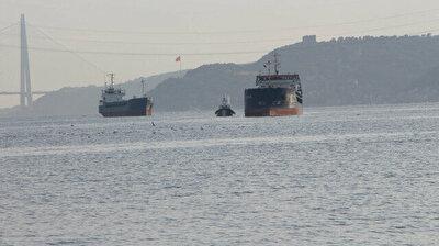 Russian, Turkish cargo ships collide in Istanbul's Bosphorus Strait