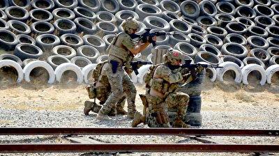 Turkish, Azerbaijani commandos hold joint military exercises in Baku