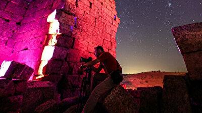 International sky observation event kicks off at 3,000-year-old Turkish castle