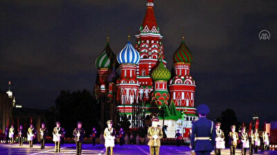 Spasskaya Tower International Military Music Festival continue in Russia