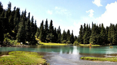 Kyrgyzstan's highlands allure nature lovers