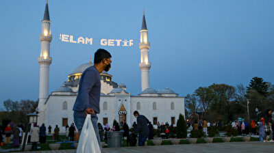 US Muslims have first Ramadan iftar meal in Maryland