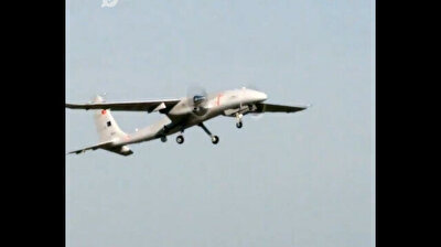Turkey kicks off flight training for spectacular AKINCI drones