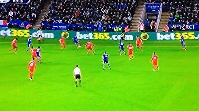 Leicester City'den muhteşem tiki-taka