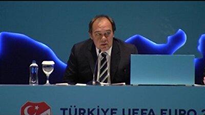 Türkiye'nin EURO 2024 adaylığı resmen açıklandı