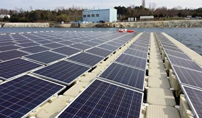 The plant consists of 960 polycrystalline photovoltaic panels which each administer 260 watts.