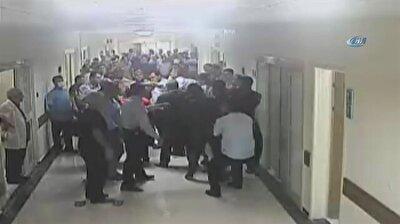 Brawl breaks out in Turkish emergency room