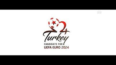 Turkey launches UEFA EURO 2024 promotional video