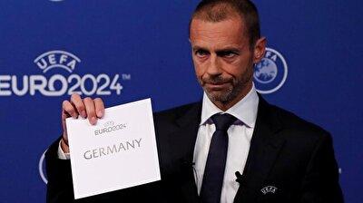 UEFA picks Germany to host EURO 2024