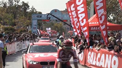 Richeze wins opening stage in cycling tour of Turkey
