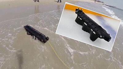 روبوت مطور يمكنه السير فوق الثلج والسباحة