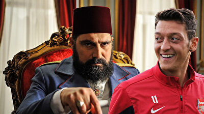 Payitaht: Abdülhamid TV series star sends message to 'professed fan' Mesut Özil