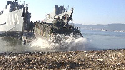 Exhilarating footage of Turkey's Blue Homeland drills
