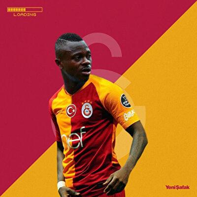 Seri, sezon sonuna kadar Galatasaray forması giyecek.