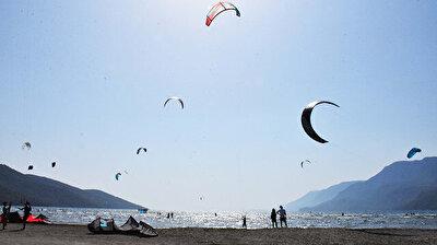 Turkey: Constant wind in Aegean coast lures windsurfers