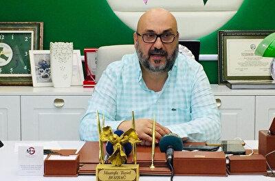 Mustafa Temel Bozbağ, Vedat Muriç'in transferine ilişkin yenisafak.com'a önemli açıklamalarda bulundu.