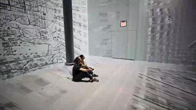 'Machine Hallucination' by Turkish artist Refik Anadol stuns all