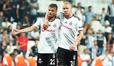 Ljaic'in, Beşiktaş'ta en iyi anlaştığı futbolcuların başında Vida geliyor.