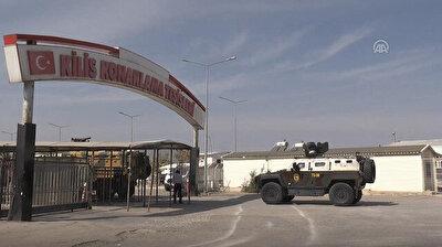 Turkey deploys military reinforcement near Syria border