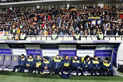Fenerbahçe'nin Yeni Malatyaspor maçındaki yedek kulübesi