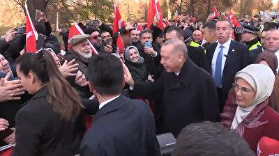 Turkey's Erdoğan gets warm welcome in London