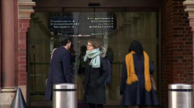 French strikes hit Eurostar link from Paris to London