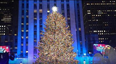 87th Annual Rockefeller Center Christmas Tree Lighting Ceremony
