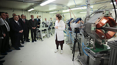 Turkey's 1st space radiation test facility inaugurated