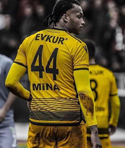 Mina bu sezon Yeni Malatyaspor formasıyla çıktığı 12 maçta 1 gol attı.