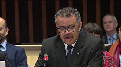 WHO's Tedros calls for solidarity in effort to defeat coronavirus outbreak