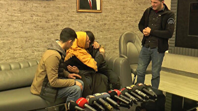 Family reunites with 'PKK-kidnapped' daughter in E.Turkey