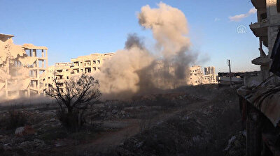 Syrian regime forces take heavy losses in Idlib attacks
