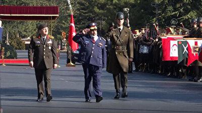 Turkish, Qatari military chiefs meet in Ankara