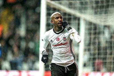 Talisca, siyah-beyazlı formayla çıktığı 80 maçta 37 gol atarken, 14 de asist kaydetmişti.