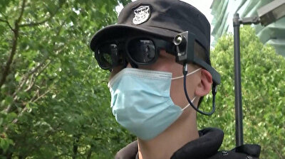 Chinese startup develops glasses that enable wearer to see body temperature