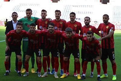 Eskişehirspor'un Altay maçındaki 11'i